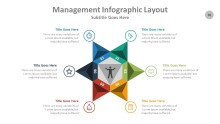 PowerPoint Infographic - Management 070