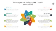 PowerPoint Infographic - Management 071