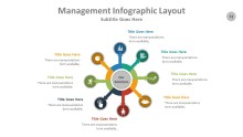 PowerPoint Infographic - Management 072