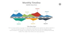 PowerPoint Infographic - Timeline 052