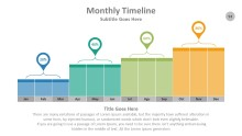 PowerPoint Infographic - Timeline 053