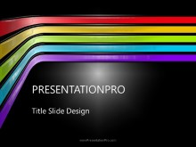 Download abstract color bend PowerPoint 2010 Template and other software plugins for Microsoft PowerPoint