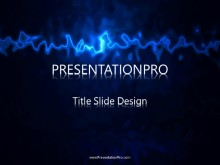 Lightwave Sd PPT PowerPoint Template Background