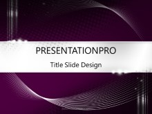 Light Motion PPT PowerPoint Template Background