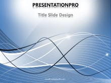 Swoosh PPT PowerPoint Template Background