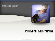 Download animals veterinarian PowerPoint 2010 Template and other software plugins for Microsoft PowerPoint