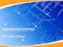 Download architecture blueprints PowerPoint 2010 Template and other software plugins for Microsoft PowerPoint