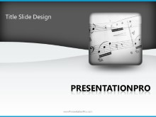 Download music notes2 PowerPoint 2010 Template and other software plugins for Microsoft PowerPoint