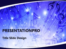 Download musical medley PowerPoint 2010 Template and other software plugins for Microsoft PowerPoint