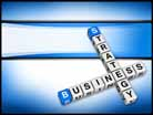 PowerPoint Templates - Business Strategy Crossword