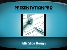 Download appointment time PowerPoint 2007 Template and other software plugins for Microsoft PowerPoint