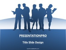 Business Team Group PPT PowerPoint Template Background