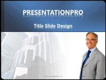 Download corporate man PowerPoint 2007 Template and other software plugins for Microsoft PowerPoint