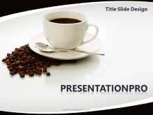 Download food coffee break PowerPoint 2010 Template and other software plugins for Microsoft PowerPoint