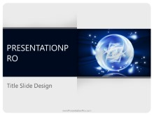 Download fantasy crystal ball PowerPoint 2010 Template and other software plugins for Microsoft PowerPoint
