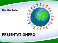 Download world culture kids PowerPoint 2010 Template and other software plugins for Microsoft PowerPoint