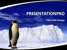 Download animals penguin PowerPoint 2010 Template and other software plugins for Microsoft PowerPoint