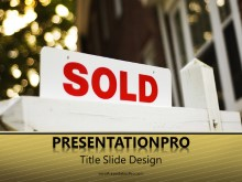 Download sold sign sparkle PowerPoint 2007 Template and other software plugins for Microsoft PowerPoint