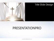 Religious 281 Sd PPT PowerPoint Template Background