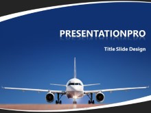 Download travel by airplane PowerPoint 2010 Template and other software plugins for Microsoft PowerPoint