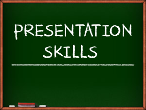 Presentation Skills Training Slides Image