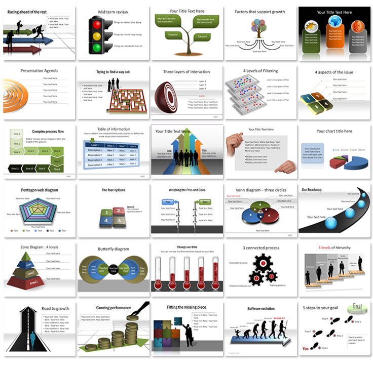 Presentation Diagrams