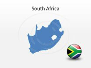 Download high quality royalty free south africa powerpoint map south africa powerpoint map shape 100 editable in powerpoint gumiabroncs Image collections