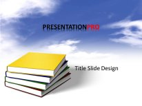 Download animated books in clouds Animated PowerPoint Template and other software plugins for Microsoft PowerPoint