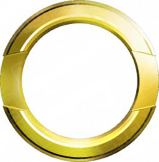 Download metal circular gold PowerPoint Graphic and other software plugins for Microsoft PowerPoint
