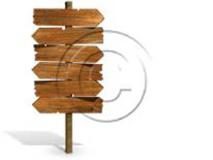 Download signpost wood PowerPoint Graphic and other software plugins for Microsoft PowerPoint