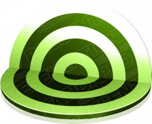 Download target 03 green PowerPoint Graphic and other software plugins for Microsoft PowerPoint