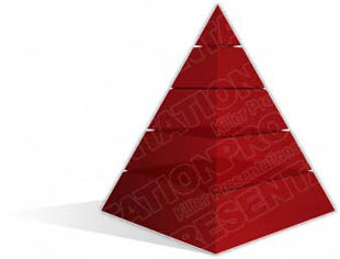 Download pyramid a 5red PowerPoint Graphic and other software plugins for Microsoft PowerPoint