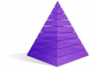 Download pyramid a 9purple PowerPoint Graphic and other software plugins for Microsoft PowerPoint