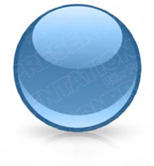 Download glassball blue PowerPoint Graphic and other software plugins for Microsoft PowerPoint