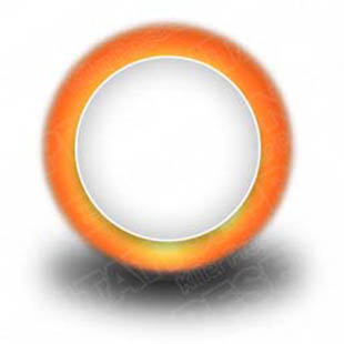 Download orange glowball PowerPoint Graphic and other software plugins for Microsoft PowerPoint