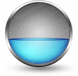 Download ball fill light blue 40 PowerPoint Graphic and other software plugins for Microsoft PowerPoint
