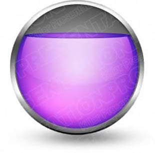 Download ball fill purple 75 PowerPoint Graphic and other software plugins for Microsoft PowerPoint