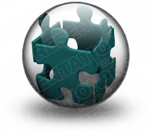 Download teamwork puzzle teal s PowerPoint Icon and other software plugins for Microsoft PowerPoint