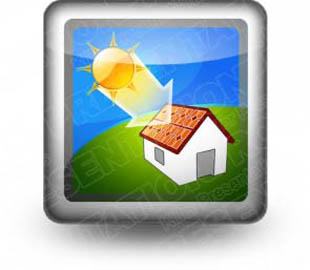 Download energy solar b PowerPoint Icon and other software plugins for Microsoft PowerPoint