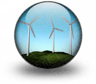 Download wind farm s PowerPoint Icon and other software plugins for Microsoft PowerPoint