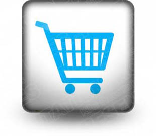 Download shopping cart blue b PowerPoint Icon and other software plugins for Microsoft PowerPoint