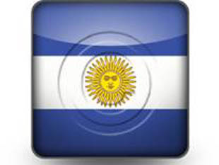 Download argentina flag b PowerPoint Icon and other software plugins for Microsoft PowerPoint