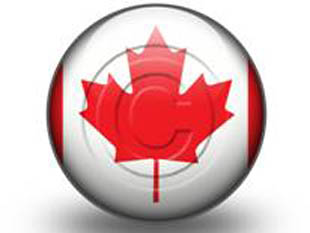 Download canada flag s PowerPoint Icon and other software plugins for Microsoft PowerPoint