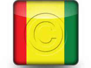 Download guinea flag b PowerPoint Icon and other software plugins for Microsoft PowerPoint