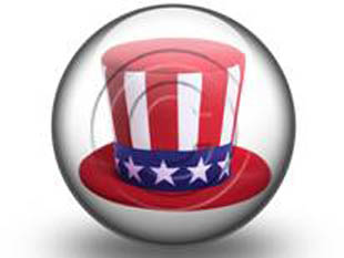 Uncle Sam Hat S PPT PowerPoint Image Picture