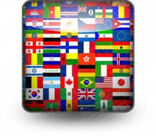 Download international flags b PowerPoint Icon and other software plugins for Microsoft PowerPoint