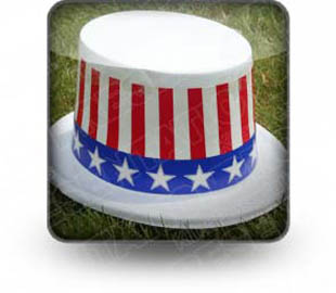 Download patriotic hat b PowerPoint Icon and other software plugins for Microsoft PowerPoint