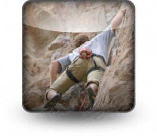 Download rock climber b PowerPoint Icon and other software plugins for Microsoft PowerPoint