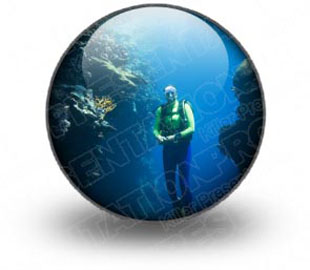 Download scuba diver s PowerPoint Icon and other software plugins for Microsoft PowerPoint