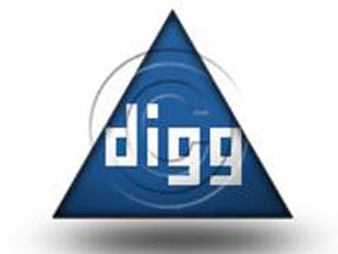 Digg Tri PPT PowerPoint Image Picture